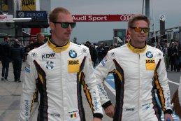 Maxime Martin en Markus Palltala - 24H Nürburgring 2015