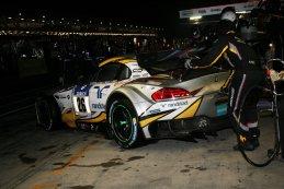 Pitstop bij MarcVDS BMW - 24H Nürburgring 2015