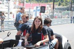 Medewerkers Russian Time GP2 Monaco 2015