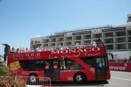 Monaco City Tour Bus