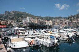 jachthaven van Monaco