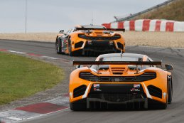 Boutsen Ginion Racing - Mclaren MP4-12C GT3