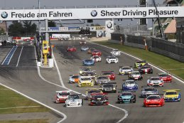 Nürburgring: Beelden van de Race en kwalificatie