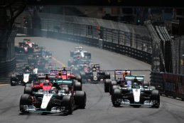 start GP Monaco 2015