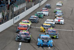 Nascar Whelen Euro Series Elite 1 Race 1 te Raceway Venray