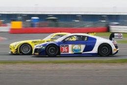#36 Saintéloc Audi R8 LMS ultra