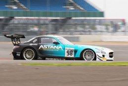 #98 Rowe Racing Mercedes SLS AMG GT3