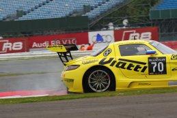 #70 GT Russian Team Mercedes SLS AMG GT3