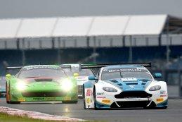 Oman Racing Team - Aston Martin Vantage GT3