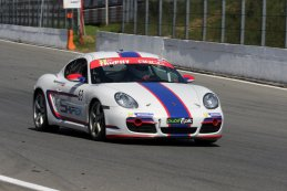 Kevin Kenis/Manu Van De Ryse - Porsche Cayman