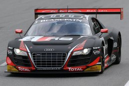 Belgian Audi Club Team WRT - Audi R8 LMS ultra