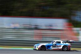 GT Russian - Mercedes SLS AMG GT3