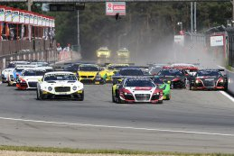 Start Blancpain Sprint Series Zolder 2015