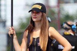 Gridgirl Blancpain Sprint Series Zolder