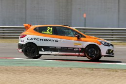 Stephane Polderman - Renault Clio Cup