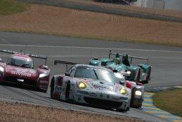 #67 Team AAI Porsche 911 GT3 RSR