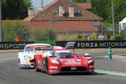 #22 Nissan GT-R LM Nismo
