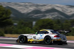#46 MarcVDS Racing BMW Z4 GT3