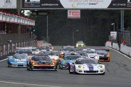 Start Supercar Challenge Zolder