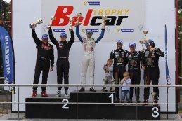 Podium Belcar Trophy 2de Manche