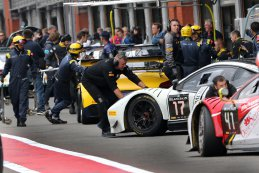 Pitlane Total 24 Hours of Spa