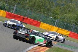 #24 Team Parker Racing Audi R8 LMS ultra