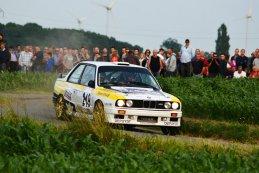 Dirk Depuydt - BMW M3 E30