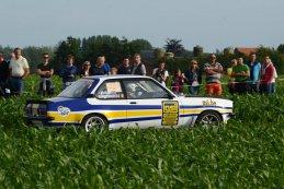 Jimmy McRae - Opel Ascona B