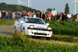 Van Wijnsberghe - Toyota Celica