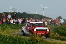 Geert Vandoorne - Ford Escort MK1