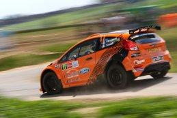 Davy Vanneste - Ford Fiesta R5