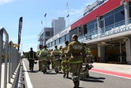 brandweer 2015 BES Moscow Raceway