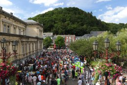 sfeerbeeld parade 2015 BES 24 Hours of Spa
