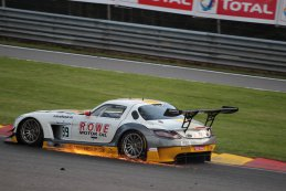 Rowe Racing - Mercedes-Benz SLS AMG GT3