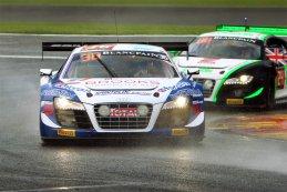 Saintéloc - Audi R8 LMS ultra