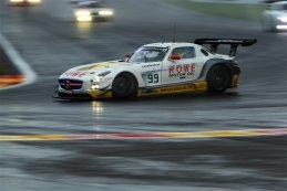 ROWE Racing - Mercedes SLS AMG GT3