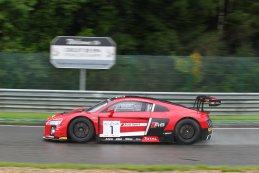 Belgian Audi Team WRT - Audi R8 LMS
