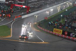 formation lap 2015 BES 24 Hours of Spa