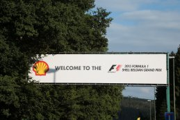 Welcome to the 2015 Formula 1 Shell Belgian Grand Prix