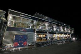 Scuderia Toro Rosso Hospitality Center