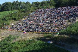 publiek 2015 ADAC Rallye Deutschland