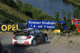 Mads Östberg - Citroën DS3 WRC