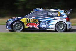 Jari-Matti Latvala - VW Polo R WRC