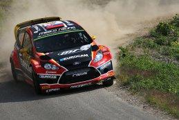 Jaroslav Melichárek - Ford Fiesta RS WRC