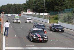 Finisch 24H Zolder - BMW Clubsport