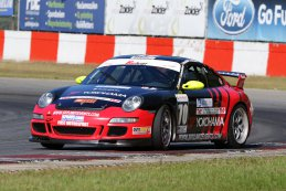 Skylimit Yokohama Racing Team -Porsche 997 GT4
