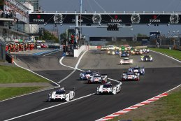 start 2015 WEC 6 Hours of Nürburgring