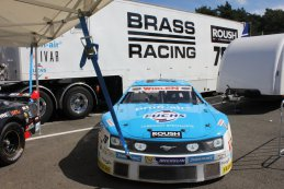 Brass Racing - Ford Mustang