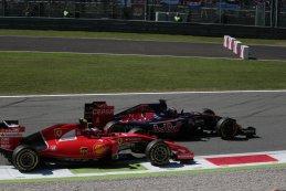 Scuderia Ferrari & Scuderia Toro Rosso