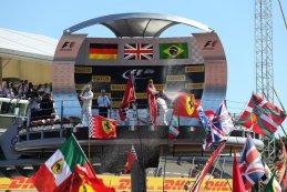 podium GP Italië 2015